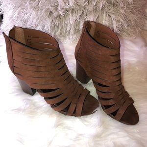 Carlos Santana Polly Heels-worn twice!